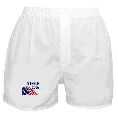 Steele 06 Boxer Shorts