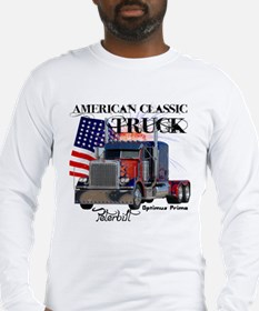 Classic Peterbilt Truck Long Sleeve T-Shirt