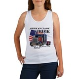 Peterbilt Women's Tank Tops