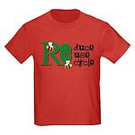 Reduce Reuse Recycle Kids Dark T-Shirt