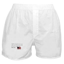 Concealing the Truth Boxer Shorts