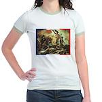 Bastille Day Jr. Ringer T-Shirt