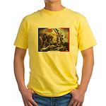Bastille Day Yellow T-Shirt