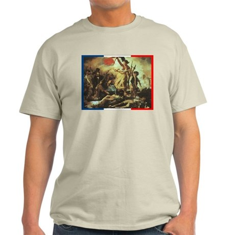 Bastille Day Light T-Shirt