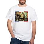 Bastille Day White T-Shirt