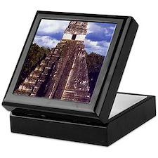 Tikal Pyramid Keepsake Box
