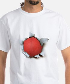 Dodgeball Burster Shirt