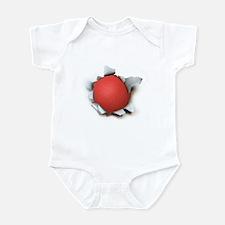 Dodgeball Burster Infant Bodysuit