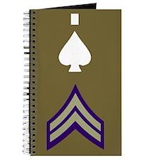 506th PIR Headquarters Cpl Personal Log Book