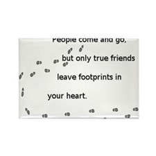 Friends Rectangle Magnet