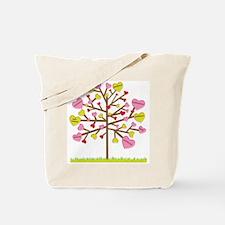 Love Tree Tote Bag