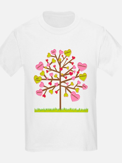 Love Tree T-Shirt