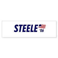 Steele 06 Bumper Bumper Sticker