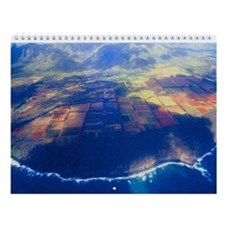Kauai The Garden Isle Wall Calendar