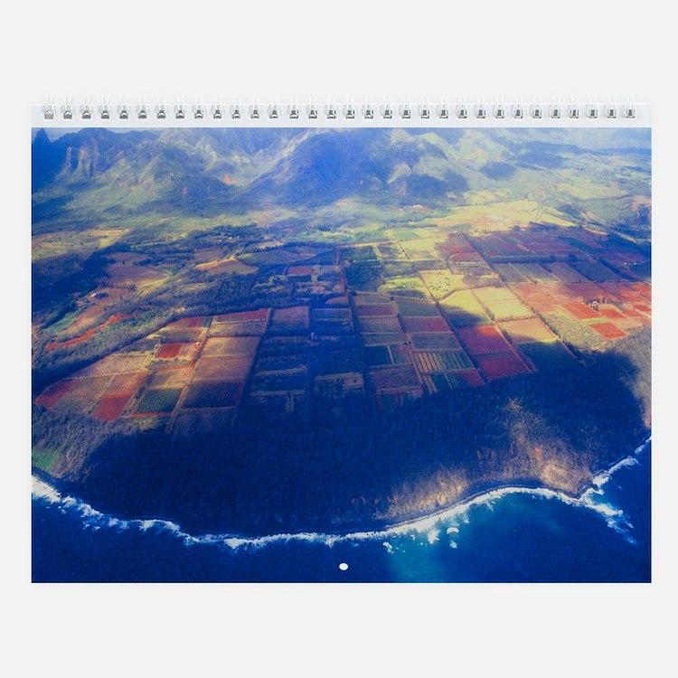 Kauai The Garden Isle Wall Calendar