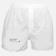 Hitler Boxer Shorts
