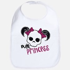 Punk Princess Bib
