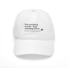 Stop punishing success Baseball Cap