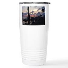 """""""Tropic Sunset"""" Travel Mug"""
