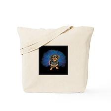 Tutu Doxie Tote Bag