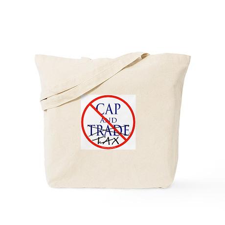 No Cap and Trade / Tax Tote Bag