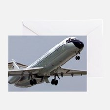 Nightingale - A Legend Retire Greeting Cards (Pack