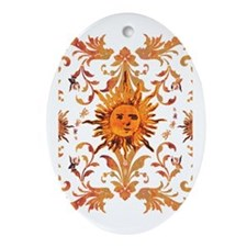 SunConscious Oval Ornament