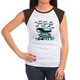 Drag racing Women's Cap Sleeve T-Shirt