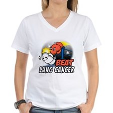 Beat Lung Cancer Shirt
