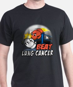 Beat Lung Cancer T-Shirt