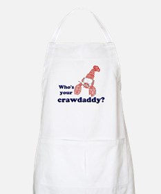Who's Your Crawdaddy Apron