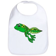 Happy Tadpole Bib