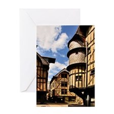 Medieval Greeting Card