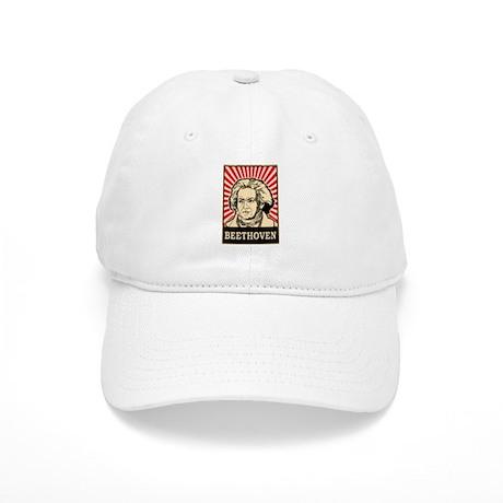 Pop Art Beethoven Cap