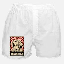 Pop Art Beethoven Boxer Shorts