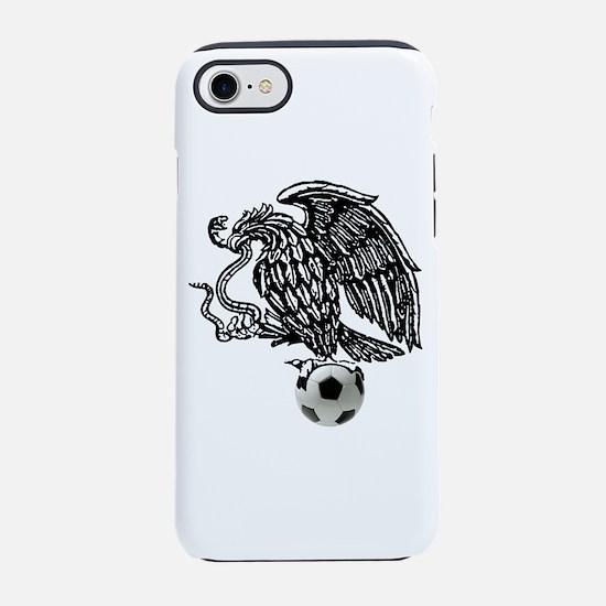 Mexican Football Eagle iPhone 7 Tough Case
