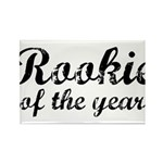 Rookie Of The Year Rectangle Magnet (10 pack)
