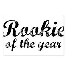 Rookie Of The Year Postcards (Package of 8)