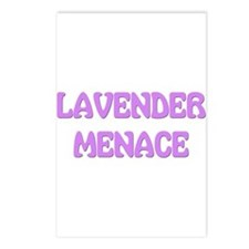 Lavender Menace Postcards (Package of 8)