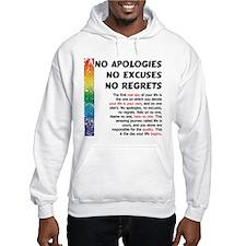 No Apologies Hoodie