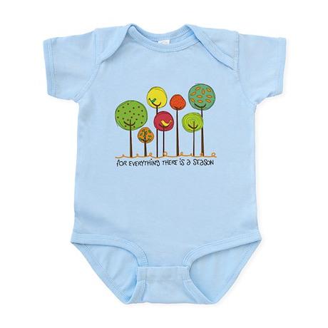 Fall Lolipop Trees Infant Bodysuit