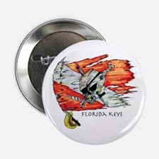 "Florida Keys Diving 2.25"" Button"
