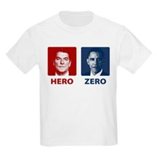Obama Hero or Zero T-Shirt