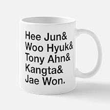 H.O.T (W) Mug