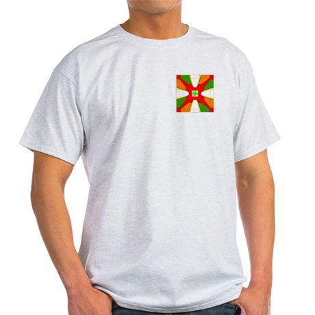 Occult Eye Design Light T-Shirt