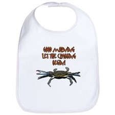 Let the Crabbing begin! Bib