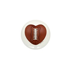 Football Love Mini Button (100 pack)