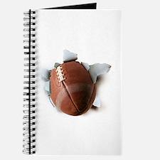 Football Burster Journal