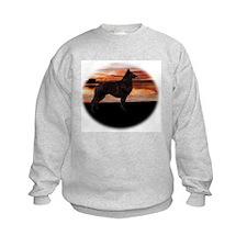 Belgian Tervuren Sunset Sweatshirt