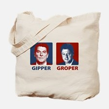 Gipper or Groper Tote Bag